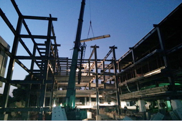 Steel Structure Industrial & Commercial Buildings – National